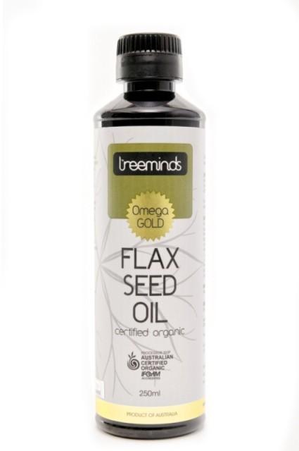 OMEGA GOLD FLAX SEED OIL