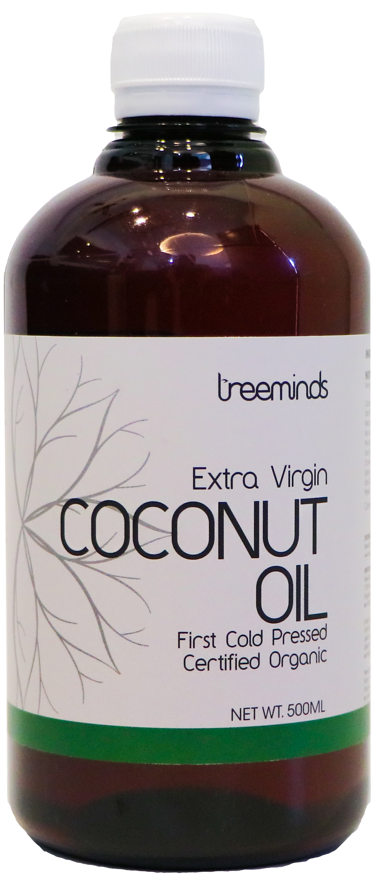Extra Virgin Coconut Oil (500Ml) | NewLife™ Online Store