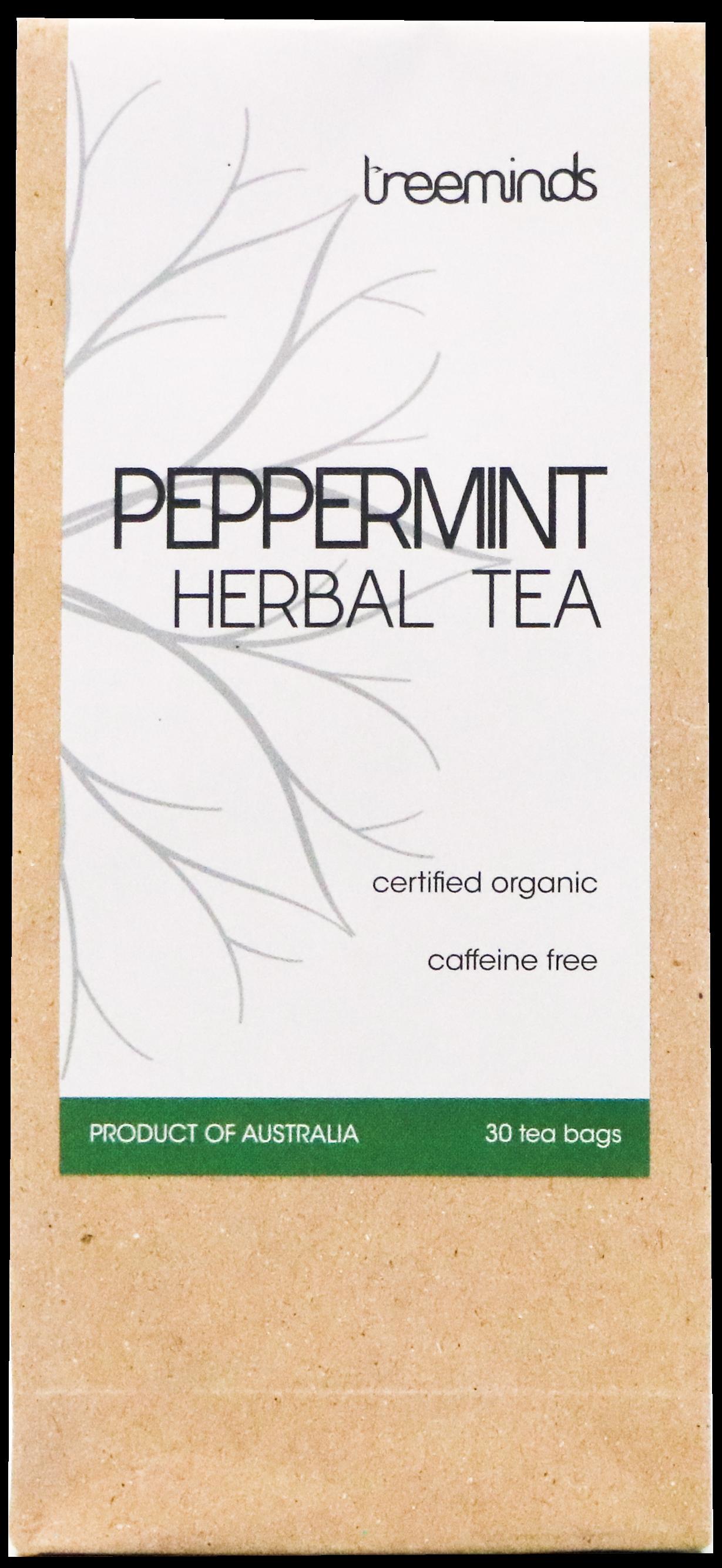 HERBAL TEA (PEPPERMINT)