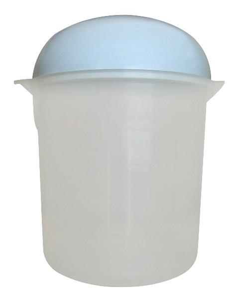 Yoghurt Container & Lid