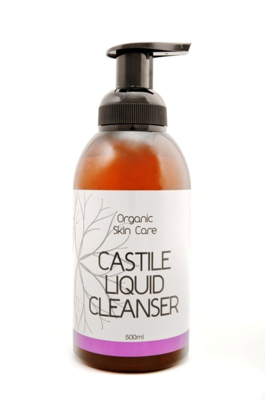 Castile Liquid Cleanser
