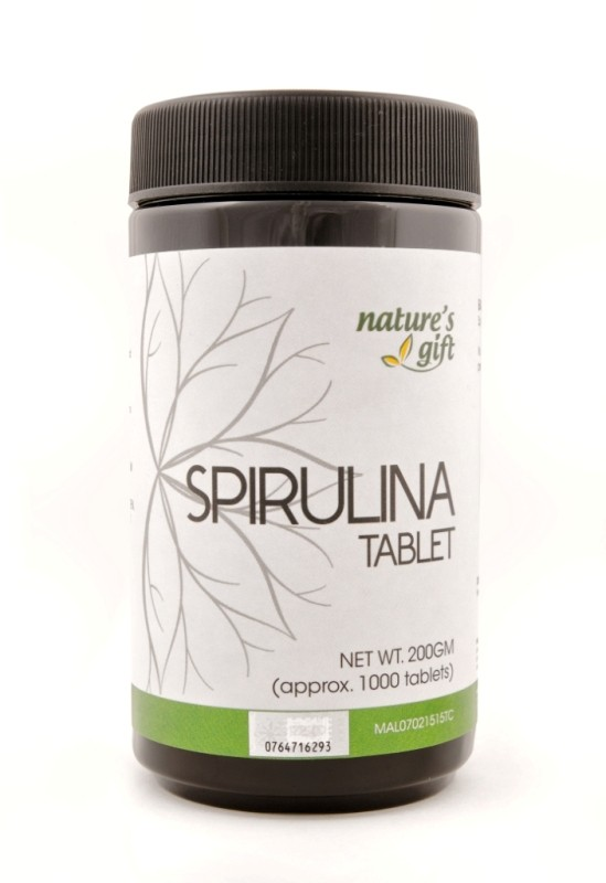 SPIRULINA TABLETS (200GM)