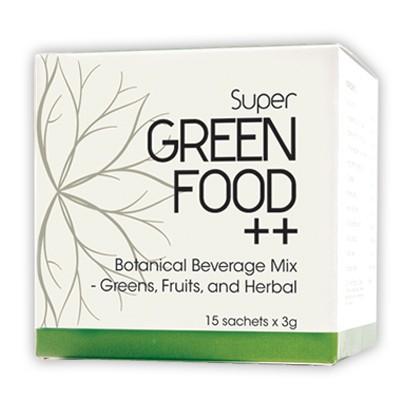 SUPER GREEN FOOD ++